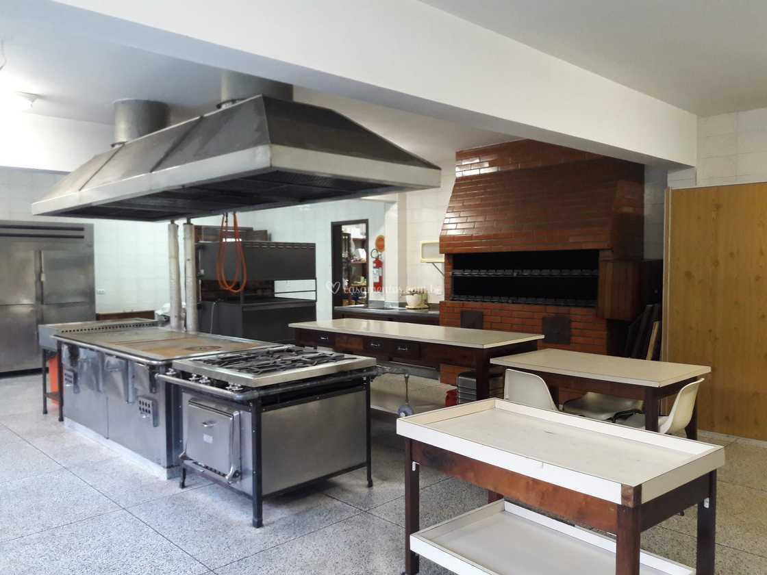 Cozinha Industrial De Ch Cara Dos Pinheirais Foto 19