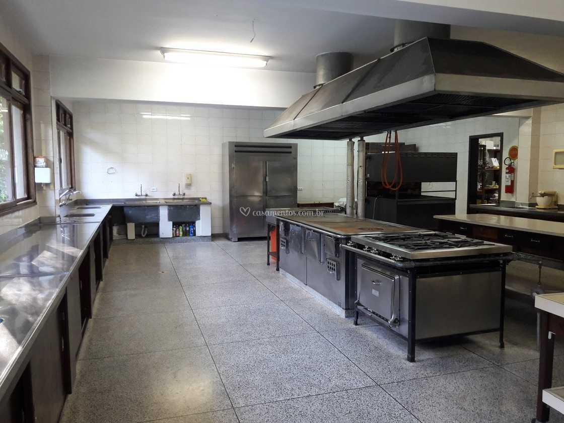 Cozinha Industrial De Ch Cara Dos Pinheirais Foto 20