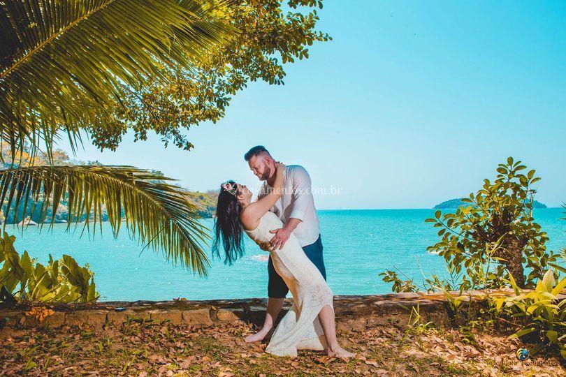 Casal em Trindade - RJ