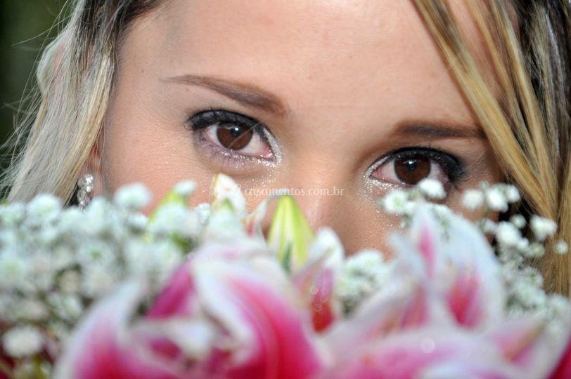 O olhar da noiva