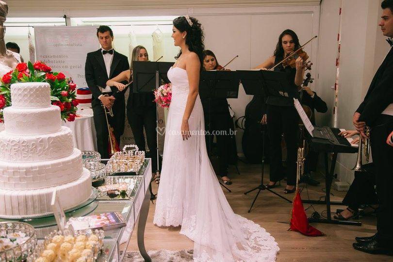 Mostra de noivas