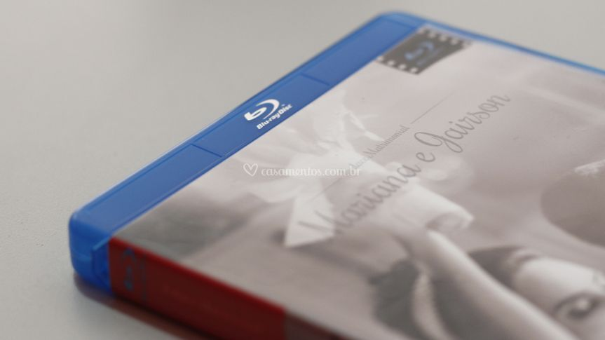 Entrega de Filmes Blu-ray