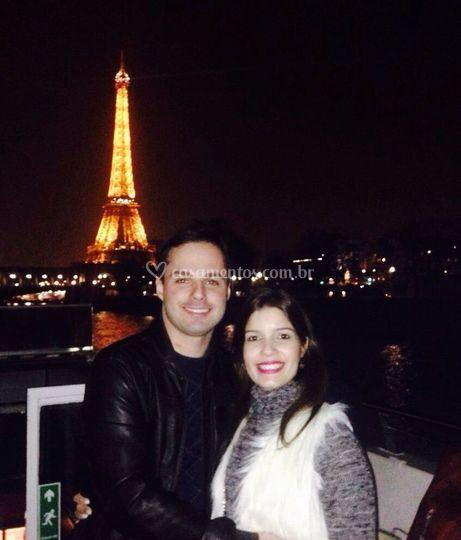 Eder e Ana - Paris