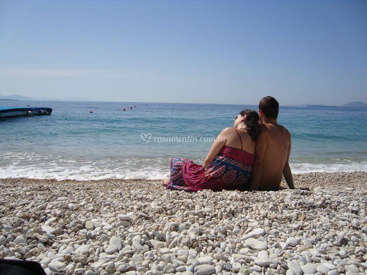 Cami e Guga- Grécia