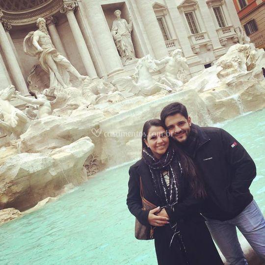 Itália - Nessa e Rodrigo