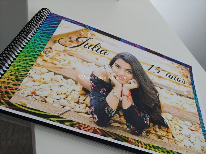 Guest book Personalizado