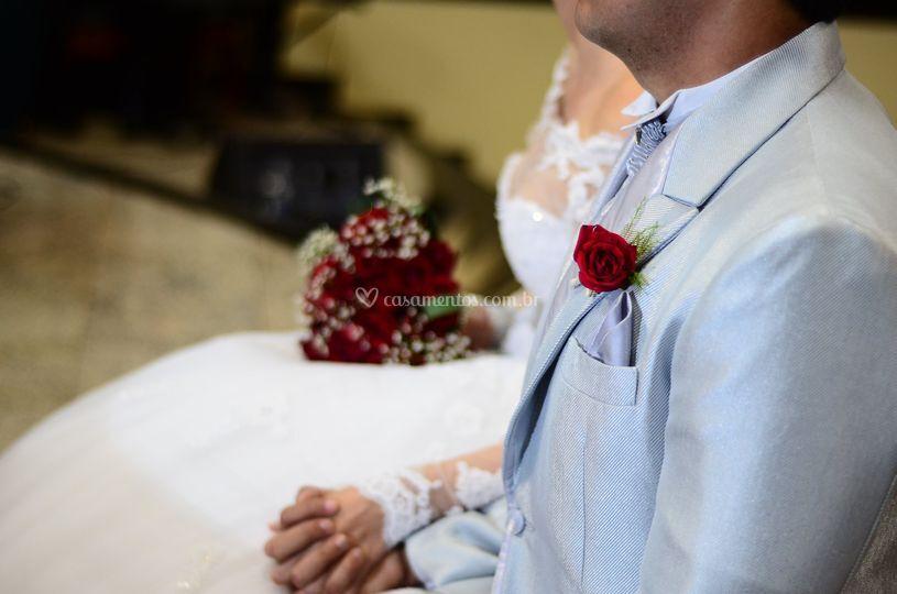 Casamento recepção