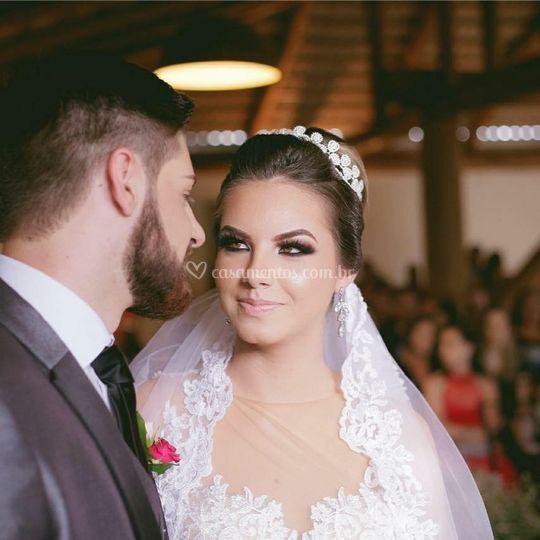 Casamento larissa e renan