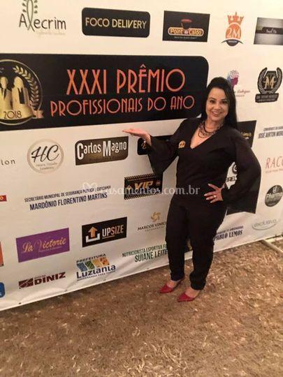 Premio profissionais do ano
