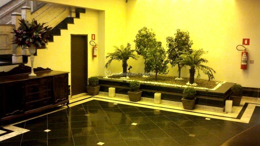 Hall Jardim de Inverno