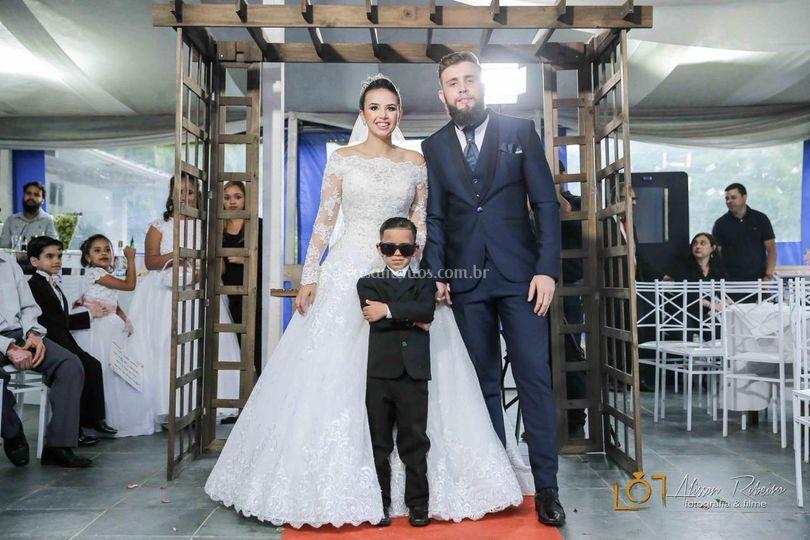 Casamento Manu e Leandro