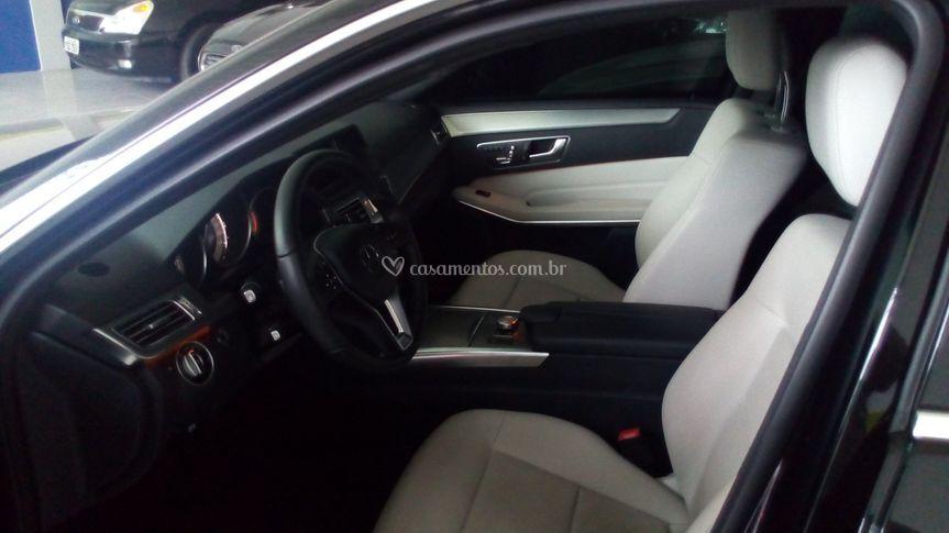 Interior Mercedes E-250