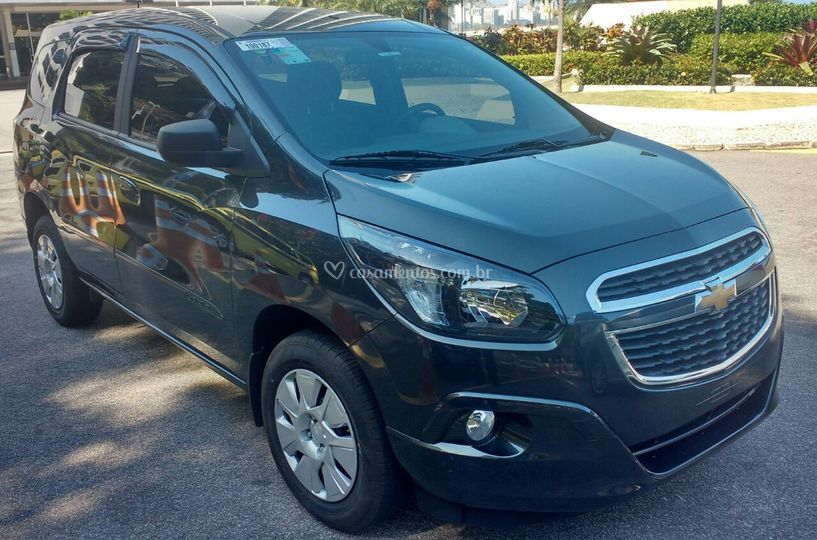 Chevrolet Spin 5 lugares