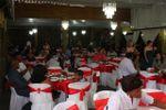 Mesas de convidados de Ch�cara Pedrosa Eventos