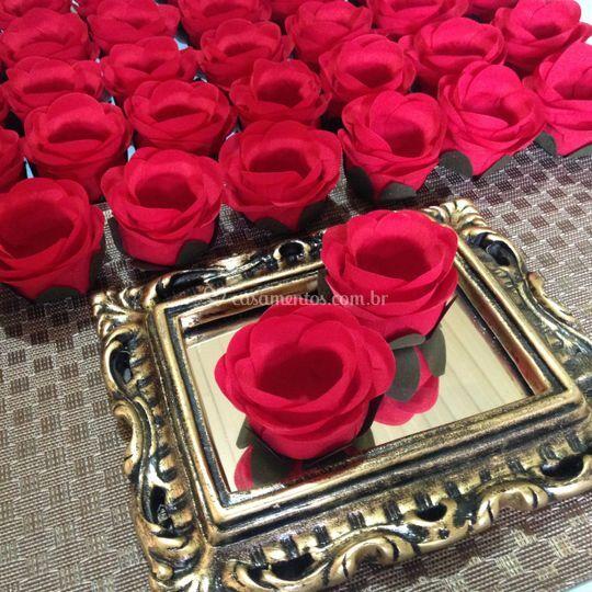 Forminhas de doces Vermelha rb007