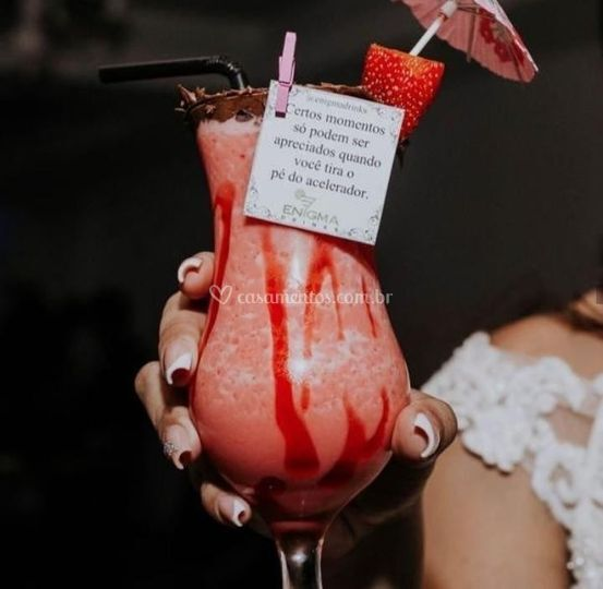 Enigma Drinks