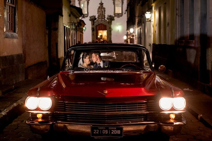 Marcos Aluguel de Carros Antigos