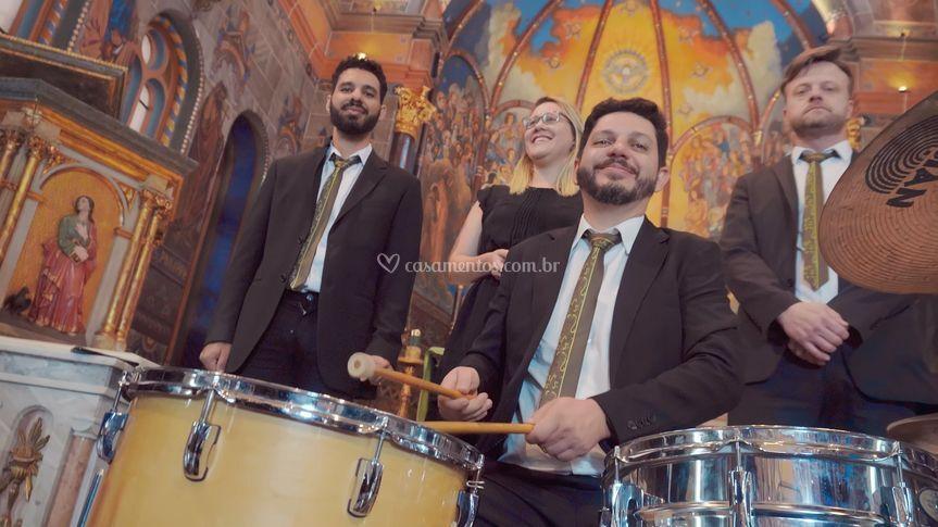 Clarinada com Percussão