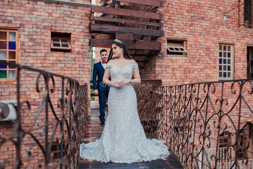 Ensaio pós wedding