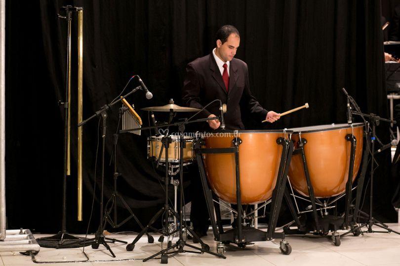 Percussão (Tímpanos)