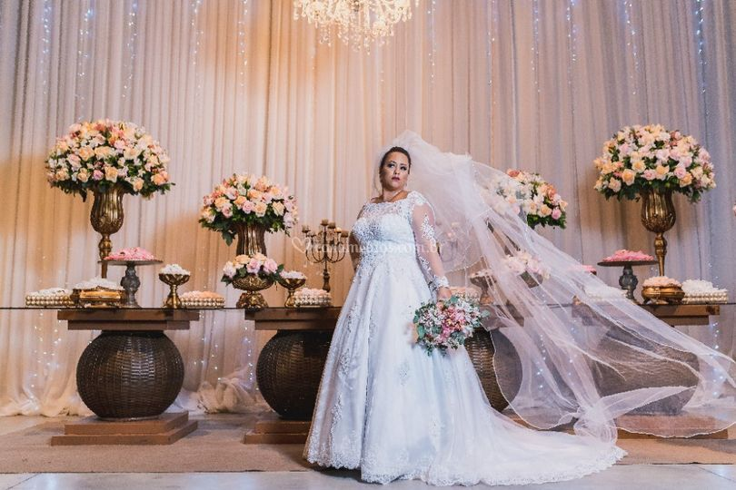Noiva Dalia Ateliê