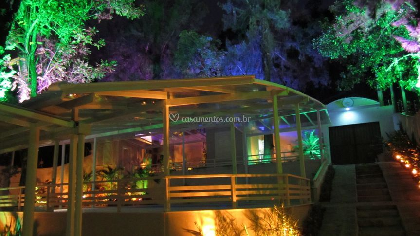 Lokal Ideal casa de Festas