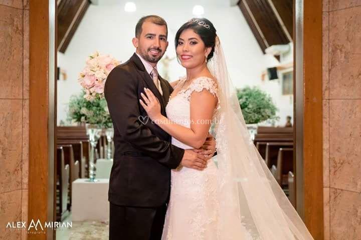 Casamento anadrya e alysson