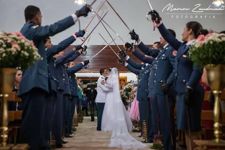 Casamento Daiane e Roberto
