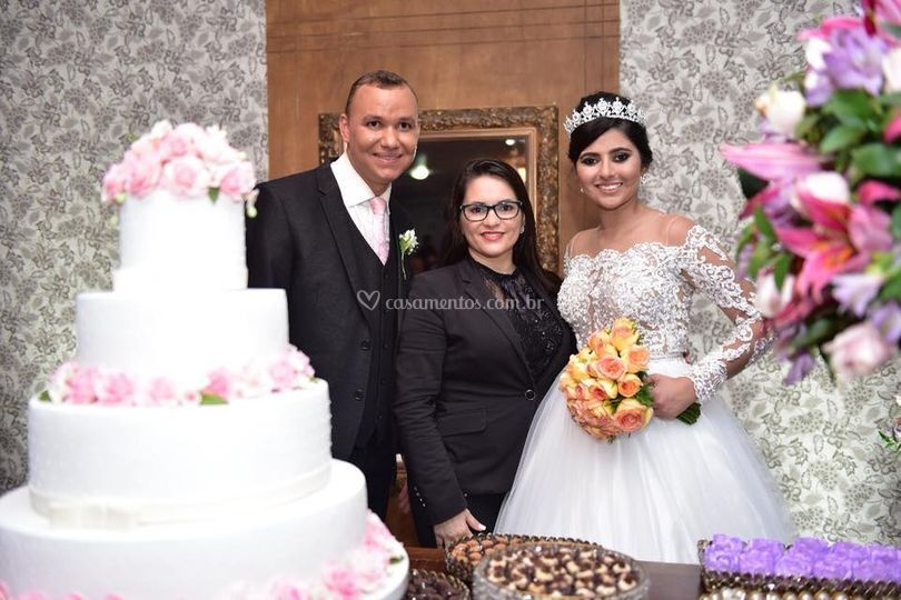 Casamento de Karollyne e Tiago