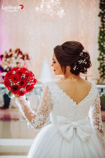 Casamento Hariane e Eliel