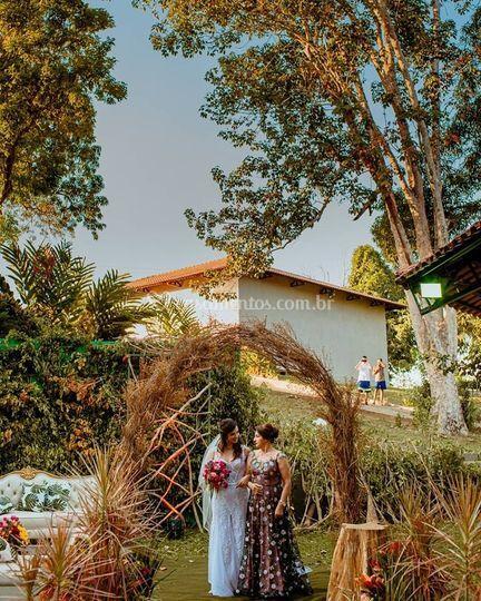 Casamento Dhienifer e Thiago