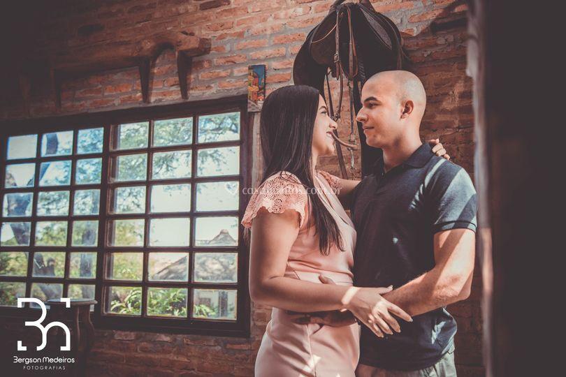 Pré-wedding bruna e ismael