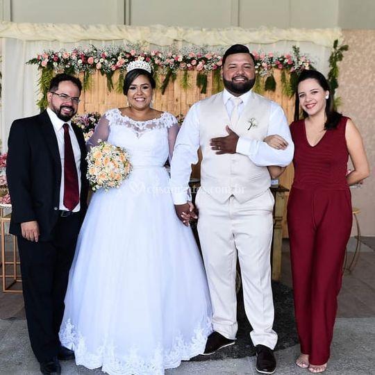 Casamentos de dia