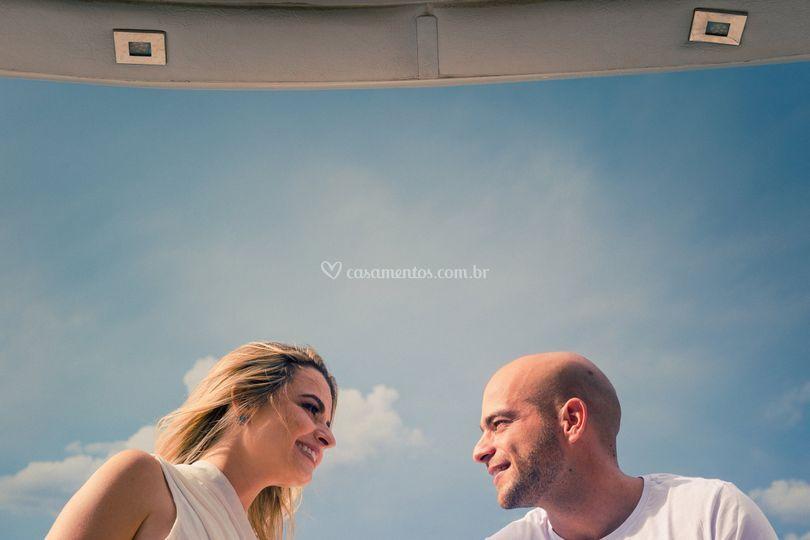 Lara e Erick - Capitólio