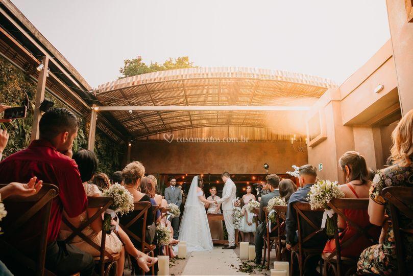 Casamento Erica e Caio