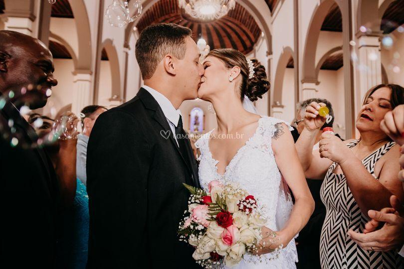 Casamento Kim e Cleber