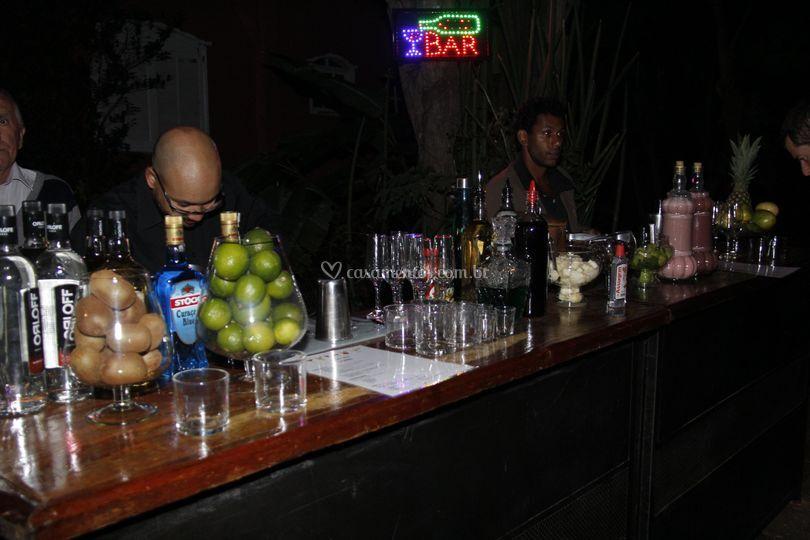 Drinks e Coqueteis