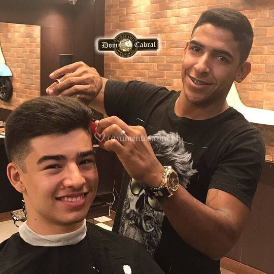 Dom Cabral Barbearia