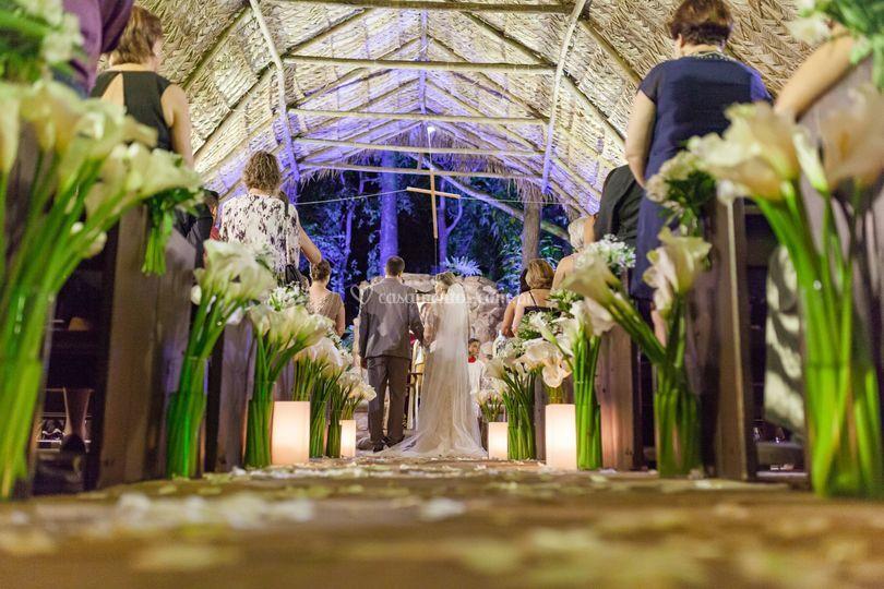 Casamento em Rio Quente Resort