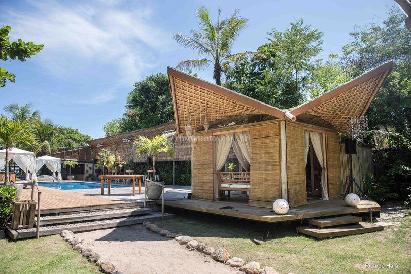 Spa de massagem Luai