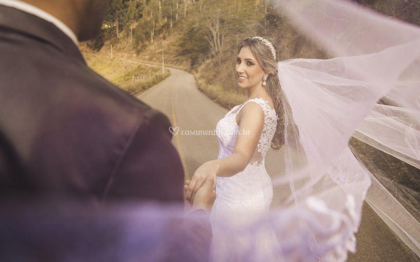 Pós casamento Rota do Largato