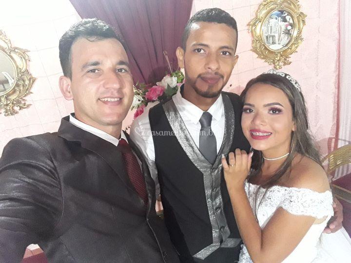 Casamento de Júnior & Bruna