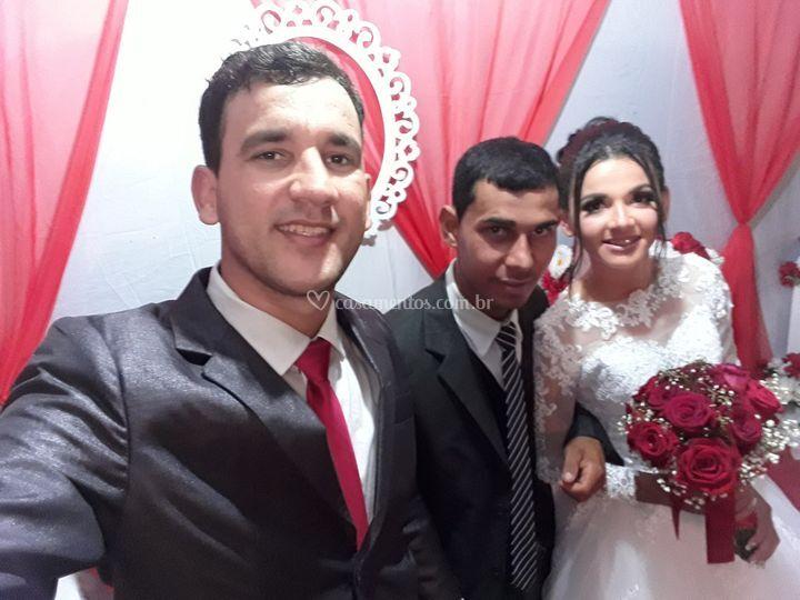 Casamento de Andréia & Willian