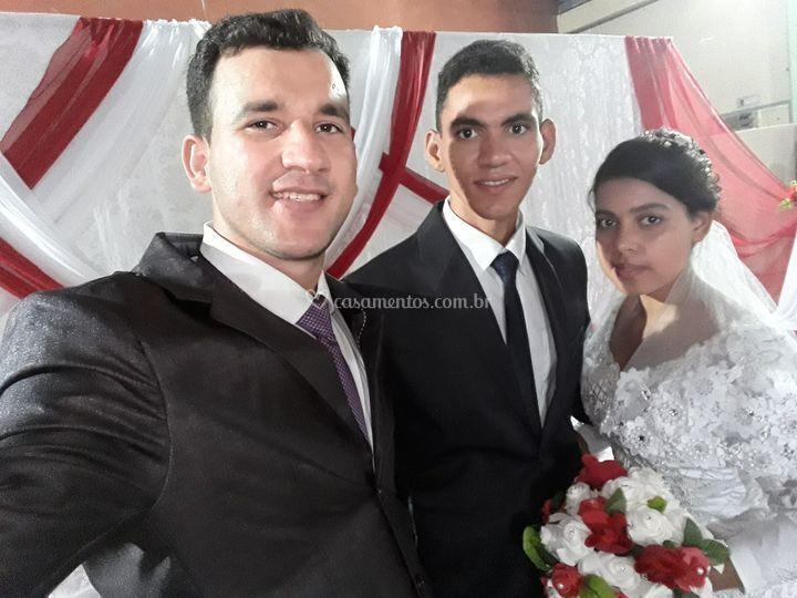 Casamento de Zayne & Samuel