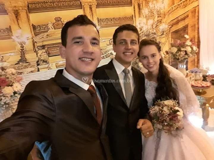Casamento de Eduh & Deisy
