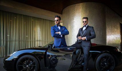Maxime Noivos e Black Tie