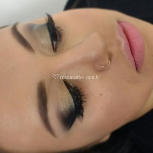 Maquiagem Ingrid Dominguez
