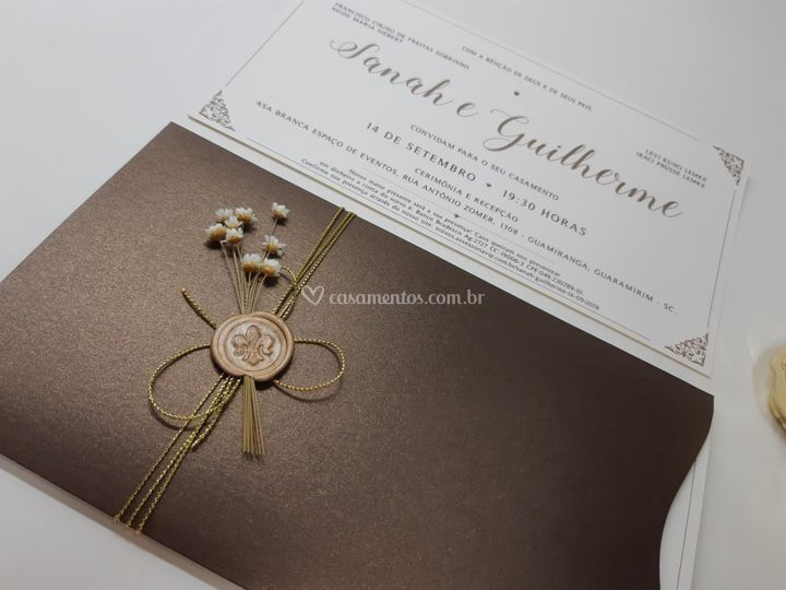 Convites Papercut