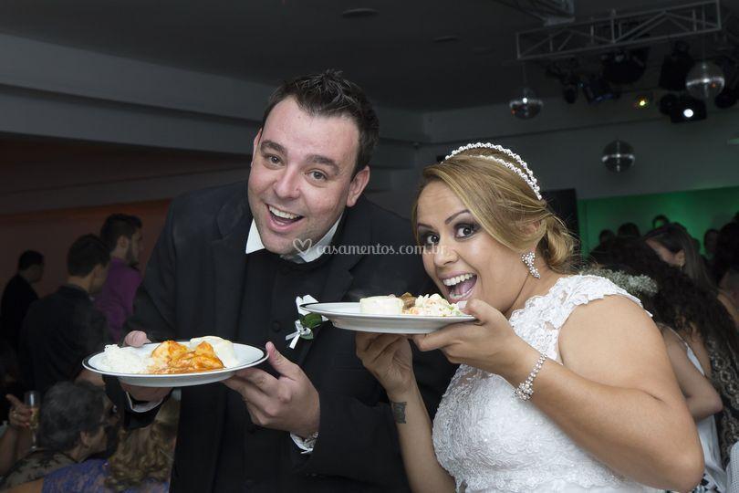 Noivos Fernanda & Fernando