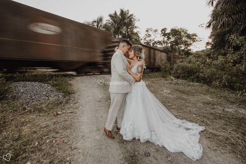 Casamento em Jaraguá do Sul